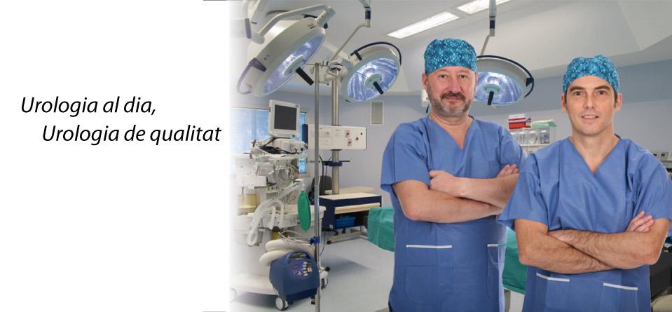 Urologia al dia, Urologia de qualitat