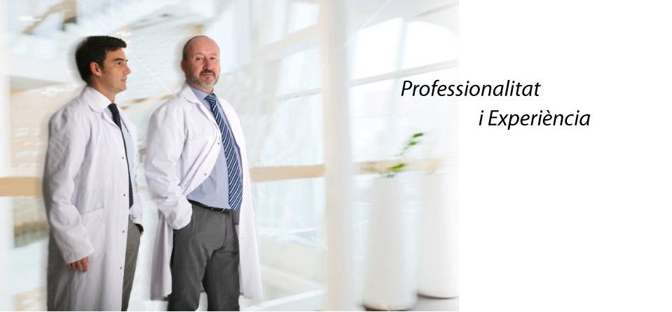 Professionalitat i Experiència