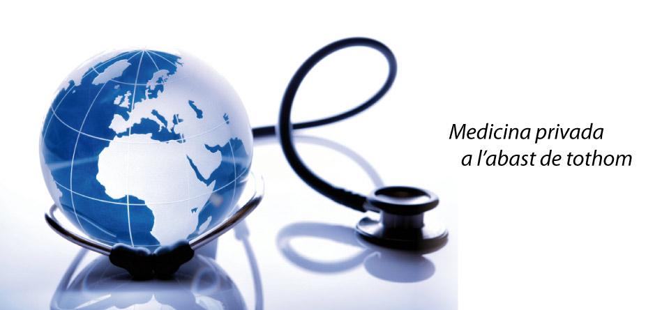 Medicina privada a l'abast de tothom